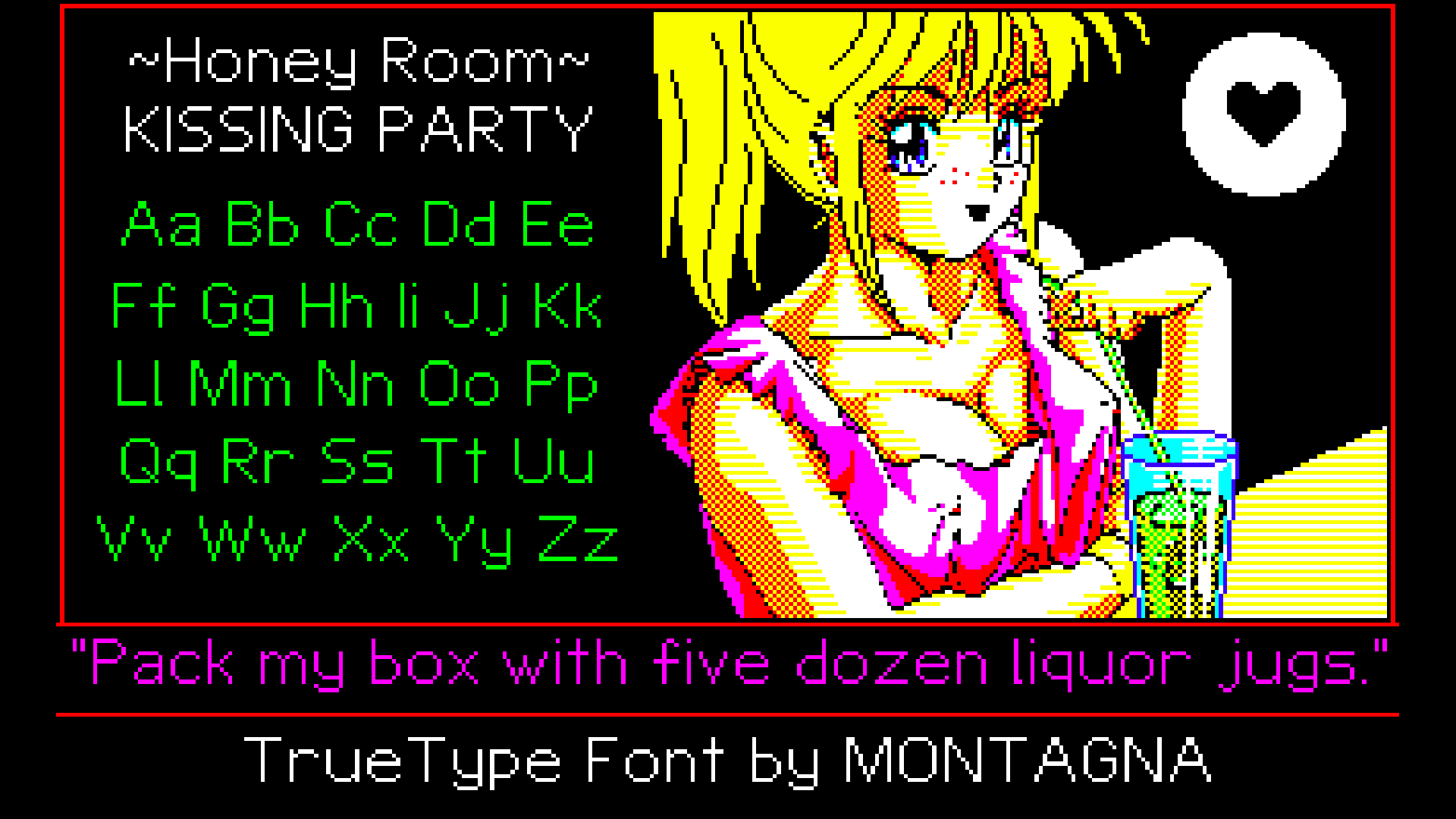 Honey Room Font Download